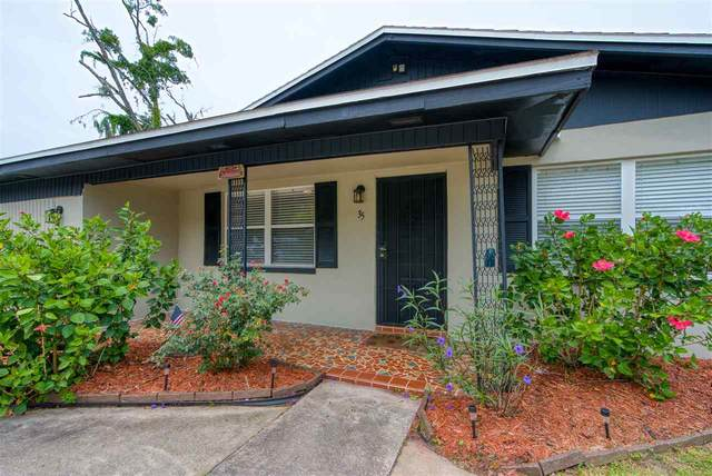 35 Nesmith Ave, St Augustine, FL 32084 (MLS #196567) :: Noah Bailey Group