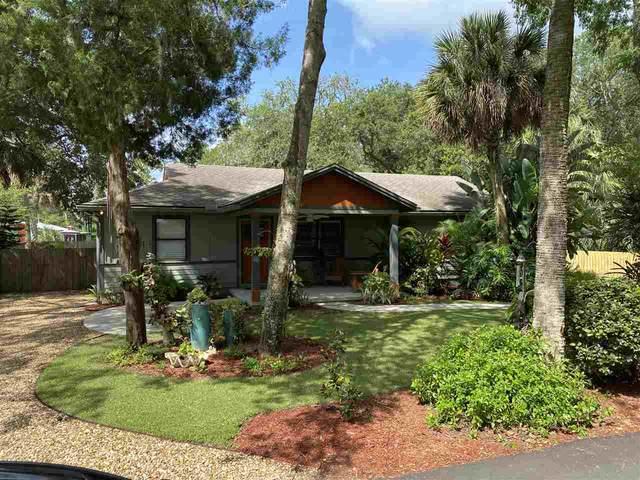 4 Althea St, St Augustine, FL 32084 (MLS #196570) :: Noah Bailey Group