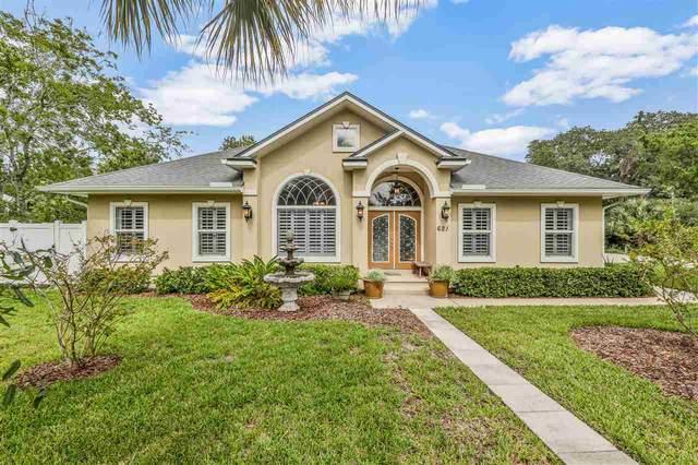 621 Old Beach Road, St Augustine Beach, FL 32080 (MLS #196589) :: Noah Bailey Group