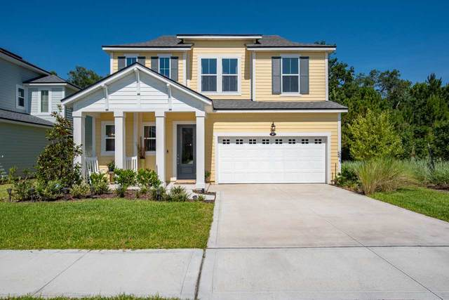 267 Footbridge Rd, St Johns, FL 32259 (MLS #196591) :: 97Park