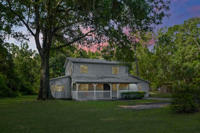 5425 St Ambrose Church Rd, Elkton, FL 32033 (MLS #196595) :: The Newcomer Group