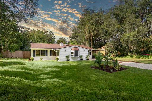 511 Gerona Rd, St Augustine, FL 32086 (MLS #196596) :: The Newcomer Group