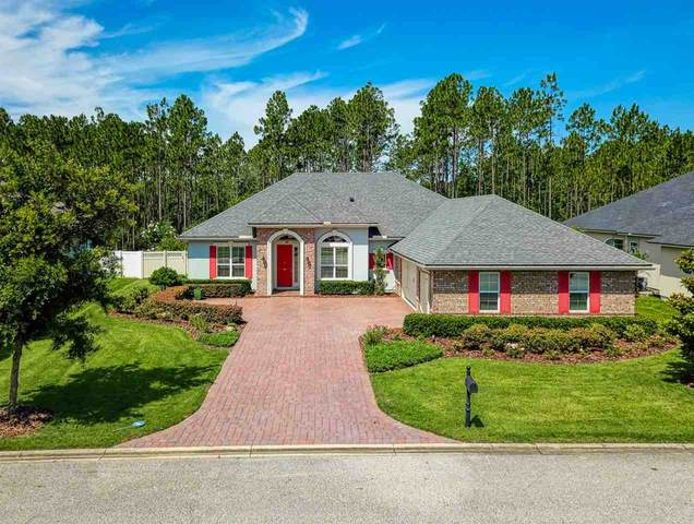 299 Appaloosa Ave, St Augustine, FL 32095 (MLS #196617) :: Memory Hopkins Real Estate