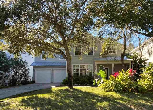 935 Saltwater Circle, St Augustine Beach, FL 32080 (MLS #196618) :: 97Park
