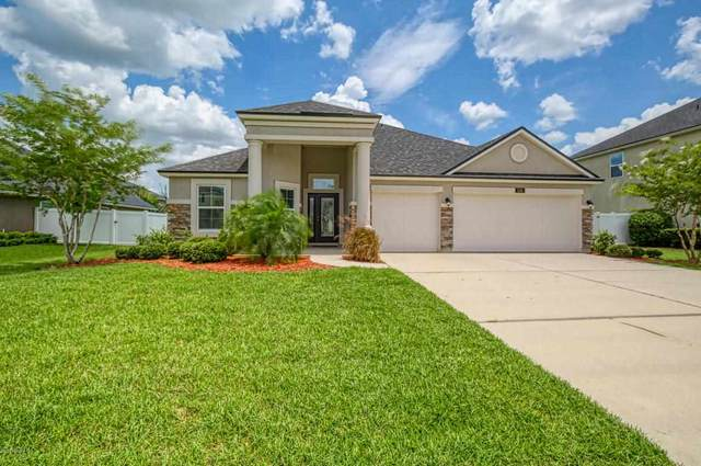 520 Porta Rosa Cir, St Augustine, FL 32092 (MLS #196619) :: Memory Hopkins Real Estate