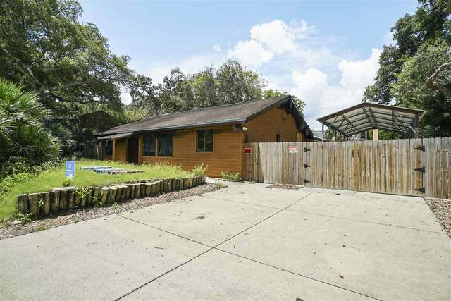 16 Baru Rd, St Augustine, FL 32080 (MLS #196623) :: The Newcomer Group