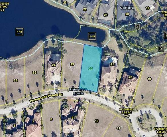 739 Promenade Pointe Dr, St Augustine, FL 32095 (MLS #196633) :: Memory Hopkins Real Estate