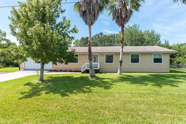273 Dondanville Rd, St Augustine, FL 32080 (MLS #196653) :: Noah Bailey Group