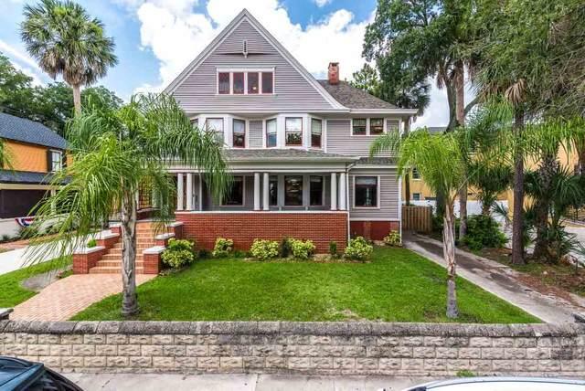 36 Carrera St, St Augustine, FL 32084 (MLS #196654) :: Noah Bailey Group