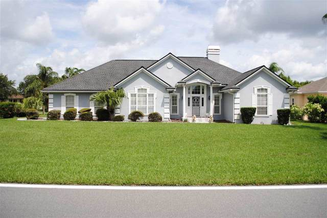 338 Fiddlers Ct, St Augustine, FL 32080 (MLS #196662) :: The Newcomer Group