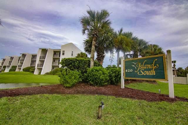620 A1a Beach Blvd #25, St Augustine, FL 32080 (MLS #196669) :: The Newcomer Group