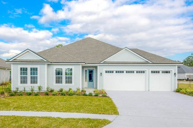 93 Salida Way, St Augustine, FL 32095 (MLS #196671) :: The Newcomer Group