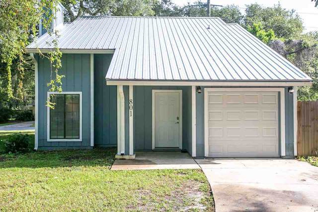 801 Prince Rd, St Augustine, FL 32086 (MLS #196678) :: Noah Bailey Group