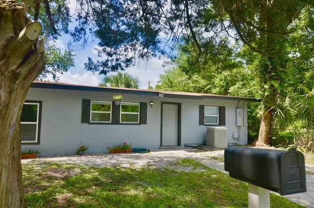 1005 Puryear St., St Augustine, FL 32084 (MLS #196683) :: The DJ & Lindsey Team