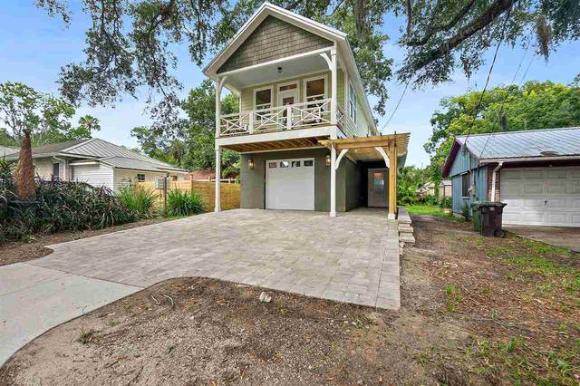 148 Oneida St, St Augustine, FL 32084 (MLS #196689) :: Noah Bailey Group
