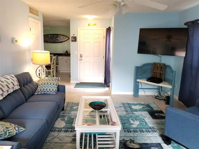 6300 S A1a A9-1D, St Johns, FL 32080 (MLS #196704) :: The Newcomer Group