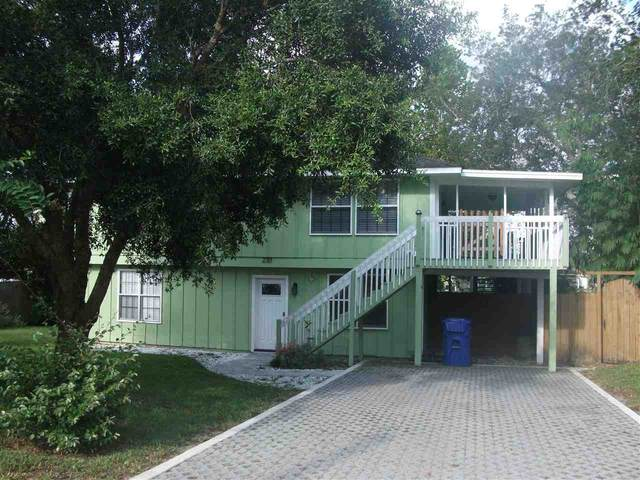 230 Gentian Rd, St Augustine, FL 32086 (MLS #196729) :: Memory Hopkins Real Estate