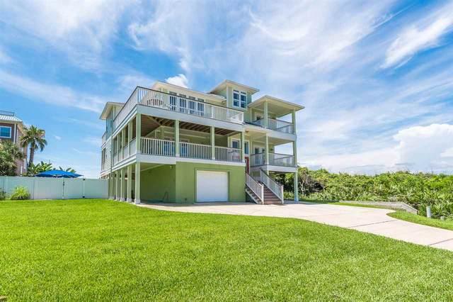 219 23rd St, St Augustine, FL 32084 (MLS #196752) :: Memory Hopkins Real Estate