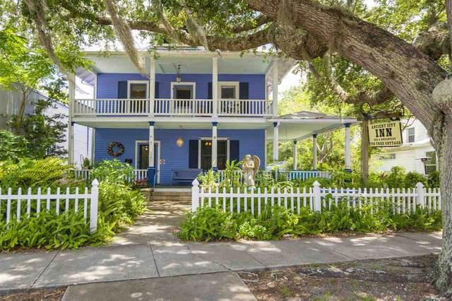 47 San Marco Avenue, St Augustine, FL 32084 (MLS #196756) :: Bridge City Real Estate Co.