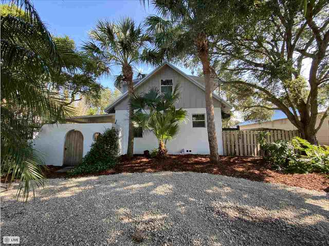 246 Dondanville Rd, St Augustine, FL 32080 (MLS #196757) :: The DJ & Lindsey Team