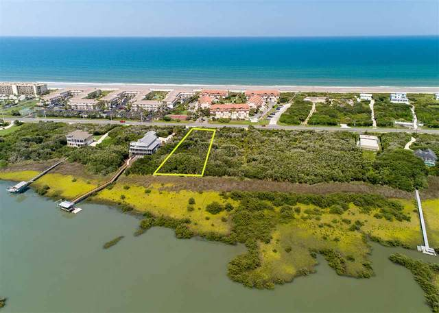 8175 S A1a, St Augustine, FL 32080 (MLS #196763) :: Bridge City Real Estate Co.