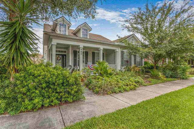 460 High Tide Drive, St Augustine Beach, FL 32080 (MLS #196784) :: The DJ & Lindsey Team