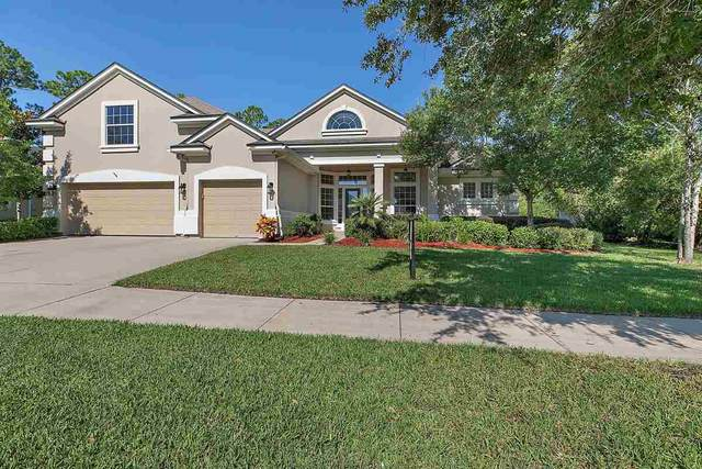 305 Tavistock Dr, St Augustine, FL 32095 (MLS #196793) :: Memory Hopkins Real Estate