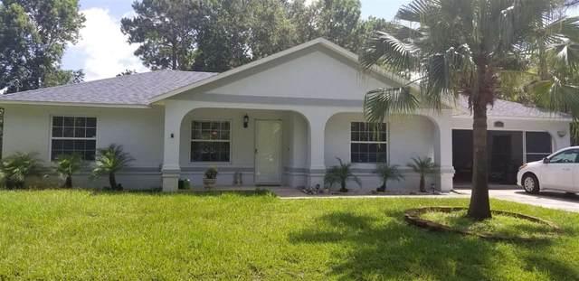 33 Poplar Dr, Palm Coast, FL 32164 (MLS #196796) :: Memory Hopkins Real Estate
