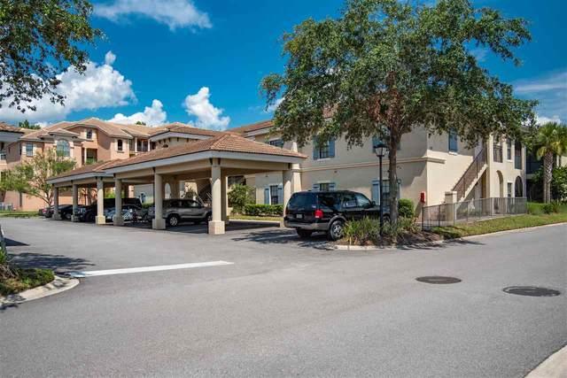 120 Calle El Jardin #203, St Augustine, FL 32095 (MLS #196848) :: The DJ & Lindsey Team