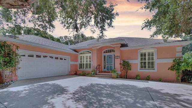 401 Third Street, St Augustine, FL 32084 (MLS #196860) :: Memory Hopkins Real Estate