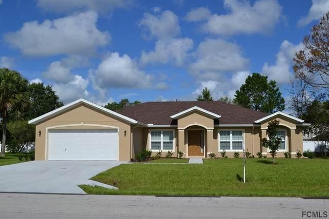 40 Primrose Lane, Palm Coast, FL 32164 (MLS #196915) :: Memory Hopkins Real Estate