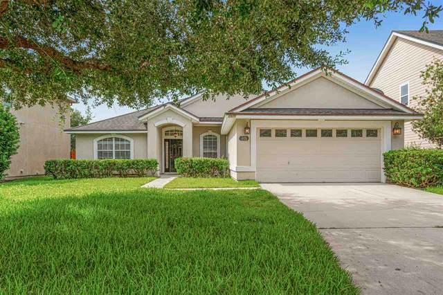 1925 River Lagoon Tr, St Augustine, FL 32092 (MLS #196947) :: Memory Hopkins Real Estate