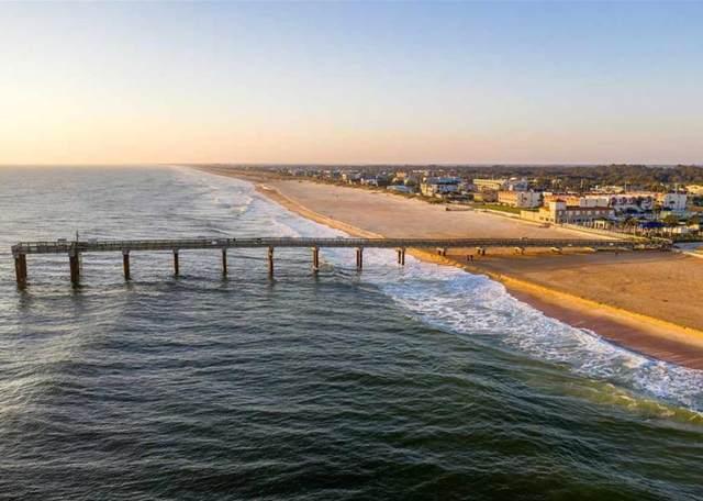 1 13TH ST., St Augustine Beach, FL 32080 (MLS #196950) :: Memory Hopkins Real Estate