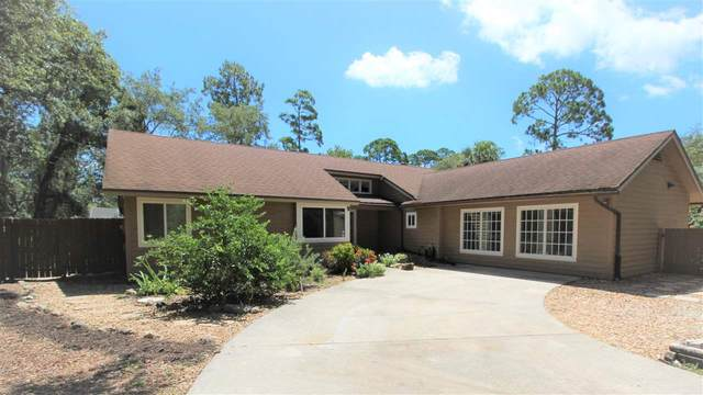 631 Queen Road, St Augustine, FL 32086 (MLS #196991) :: Memory Hopkins Real Estate
