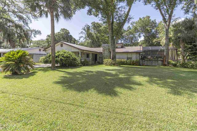 602 St Augustine South Drive, St Augustine, FL 32086 (MLS #197009) :: Memory Hopkins Real Estate