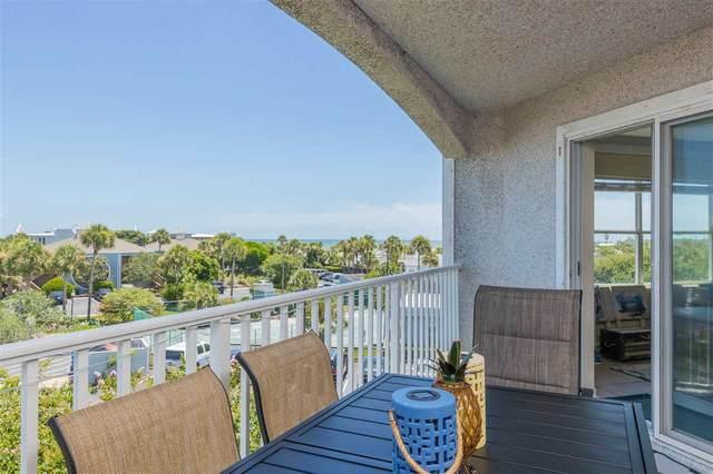 120 Ocean Hibiscus Drive 303&305 303 305, St Augustine Beach, FL 32080 (MLS #197030) :: The Newcomer Group