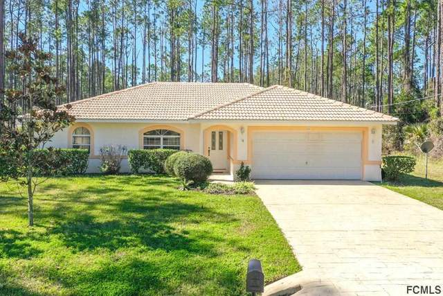60 Rickenbacker Drive, Palm Coast, FL 32164 (MLS #197050) :: The DJ & Lindsey Team