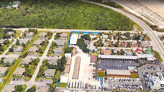 115 Pope Road, St Augustine, FL 32080 (MLS #197073) :: MavRealty