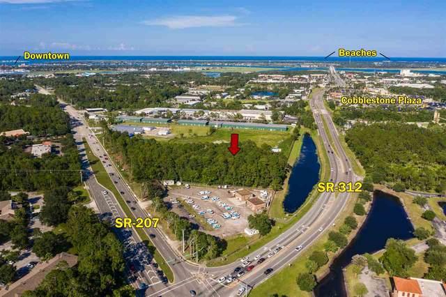 0 State Road 207, St Augustine, FL 32084 (MLS #197076) :: The DJ & Lindsey Team