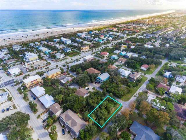115 B Street, St Augustine, FL 32080 (MLS #197077) :: Memory Hopkins Real Estate