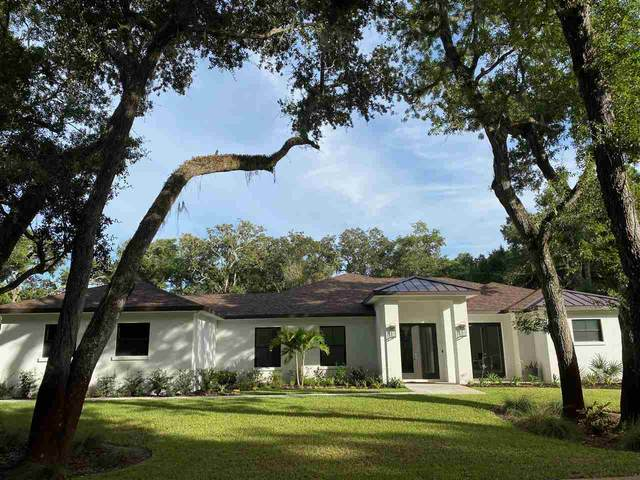 14 Meridian Home Lane, Palm Coast, FL 32137 (MLS #197094) :: Memory Hopkins Real Estate