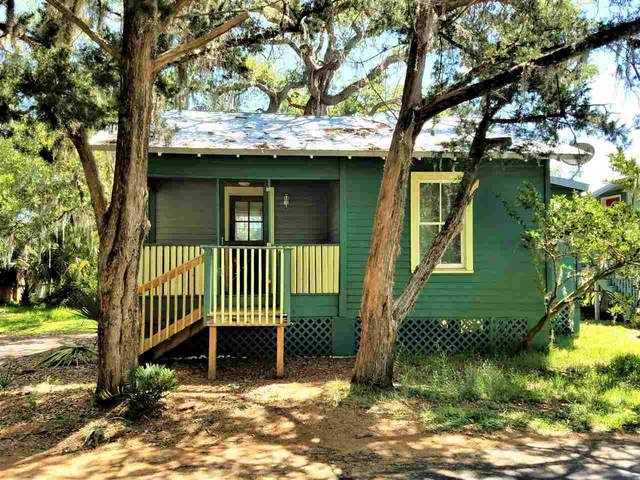 21 Oak St, St Augustine, FL 32084 (MLS #197112) :: Memory Hopkins Real Estate