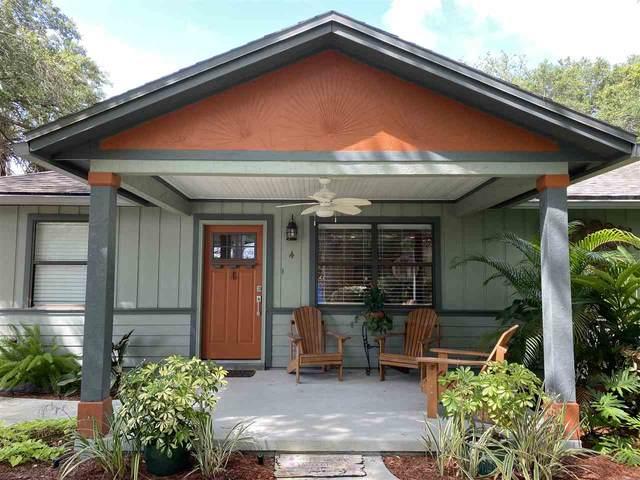 4 Althea St, St Augustine, FL 32084 (MLS #197114) :: Memory Hopkins Real Estate
