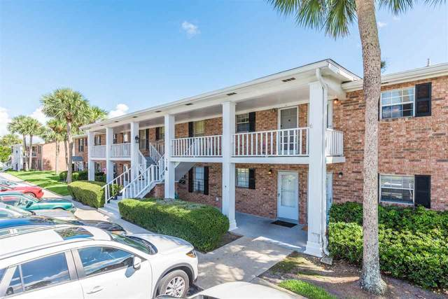 405 Flagler Blvd 10A, St Augustine, FL 32080 (MLS #197150) :: The DJ & Lindsey Team