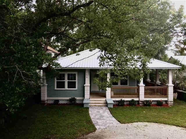 159 Oneida St., St Augustine, FL 32084 (MLS #197169) :: 97Park
