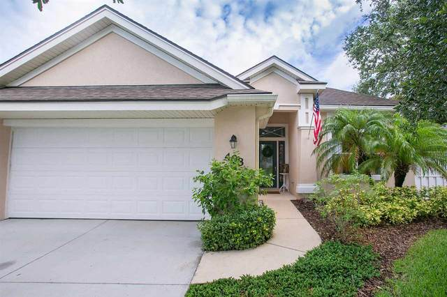 408 Ocean Breeze Ln, St Augustine, FL 32080 (MLS #197171) :: The DJ & Lindsey Team