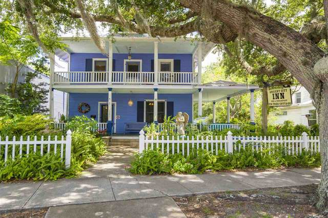 47 San Marco Avenue, St Augustine, FL 32084 (MLS #197208) :: Memory Hopkins Real Estate