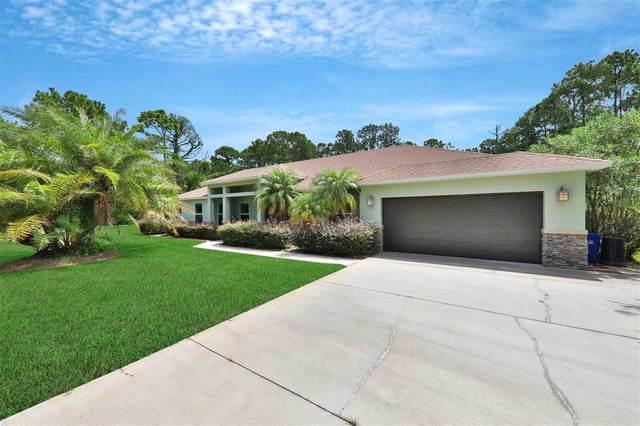 6924 Cypress Spring Court, St Augustine, FL 32086 (MLS #197224) :: Memory Hopkins Real Estate