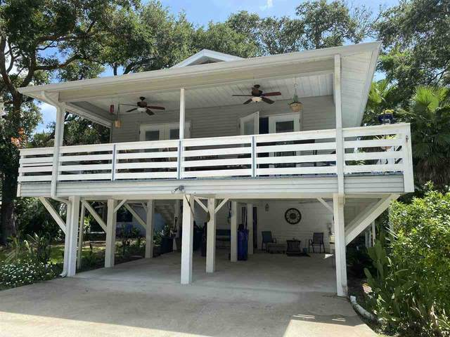 4300 Myrtle St., St Augustine, FL 32084 (MLS #197245) :: Keller Williams Realty Atlantic Partners St. Augustine