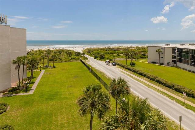 2 Dondanville Rd Unit 602 #602, St Augustine, FL 32080 (MLS #197252) :: Memory Hopkins Real Estate